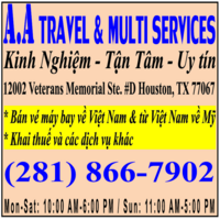 A A Travel & Multi Services